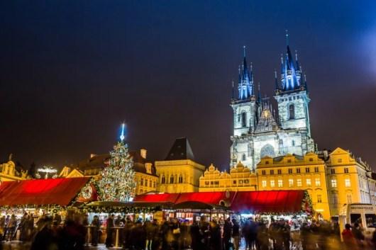 Prague SHUTTERSTOCK PHOTO