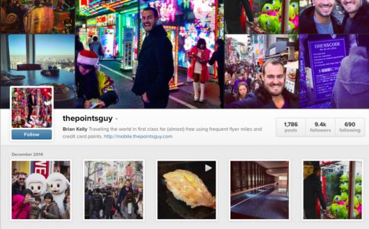 TPG Instagram