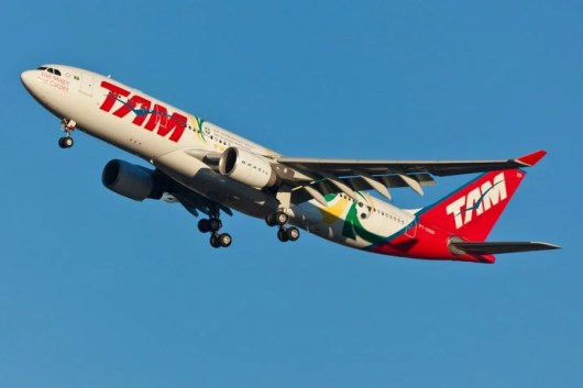 TAM launches new routes between North and South America. Image courtesy of Shutterstock.