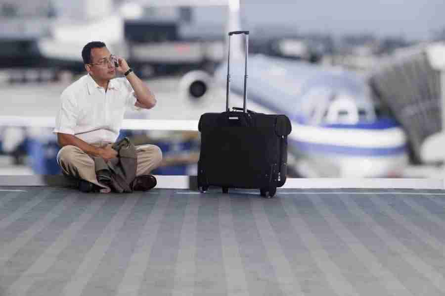 If you encounter issues while traveling, it oftentimes make sense to contact the airline directly. Image courtesy of Shutterstock.