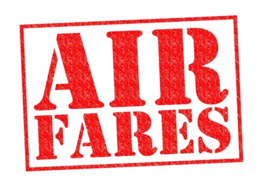 Although AA and US Airways have merged, their fares may not be aligned just yet. Image courtesy of Shutterstock.