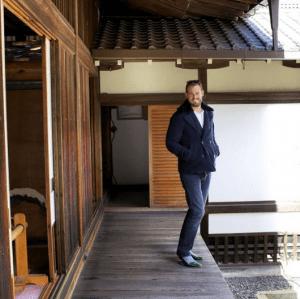 I enjoyed taking a tour of Kyoto