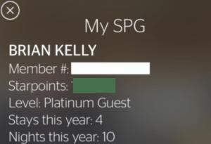 SPG Platinum BK