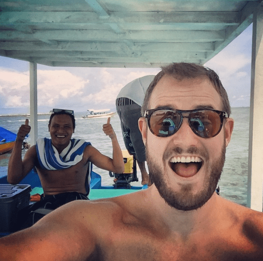 My 50-minute dive near Nusa Dua—with my dive-buddy, Aris—was one of the highlights of my trip