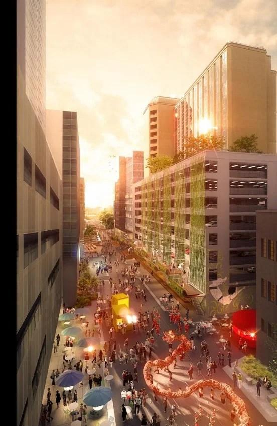 Sydney's Goods Line took New York's High Line as its inspiration.