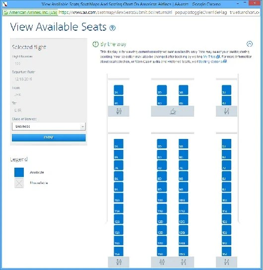 52 seats are unassigned, but no award seats are available at the saver level.