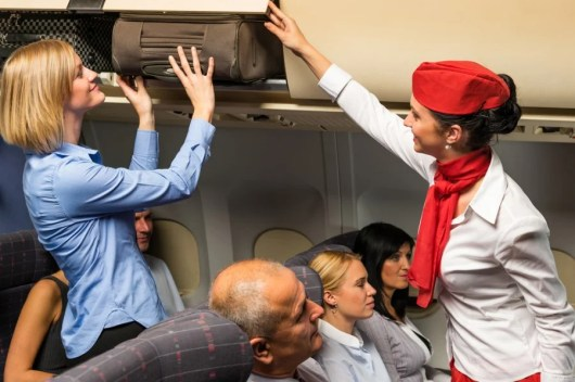 When it comes to good in-flight service, carriers in the Middle East, Asia and Europe tend to leave the U.S. far behind. Photo courtesy of Shutterstock.