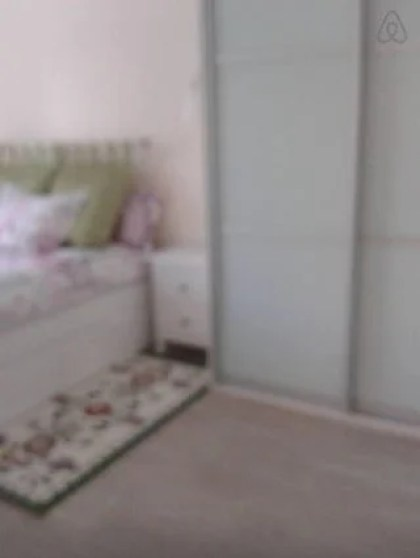 This is a photo we found while searching Airbnb rentals in Russia. Umm, what?
