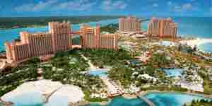 Get an airline credit for staying at the Marriott Atlantis