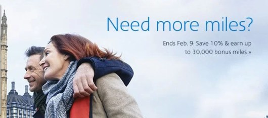 Get bonus miles and a 10% discount on AA and US Airways purchased miles