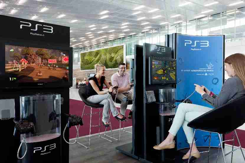 Playstation Game Area