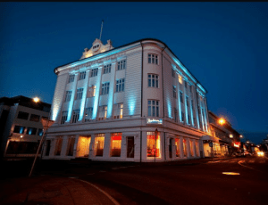 If you redeem points at a property like the Radisson Blu 1919 in Reykjavik, Iceland, your Gold Points may be worth even more.