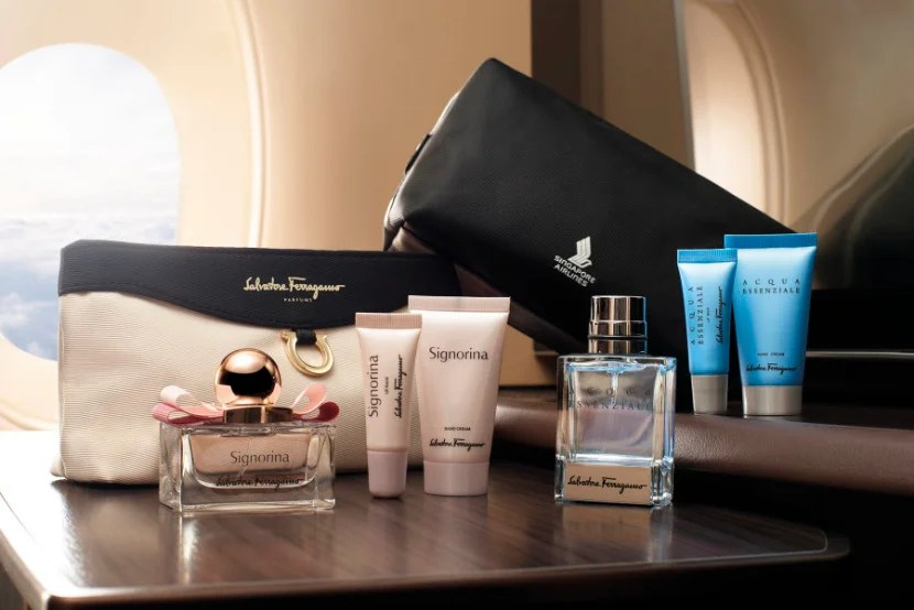 Team Tpg 39 S Favorite Business And First Class Amenity Kits