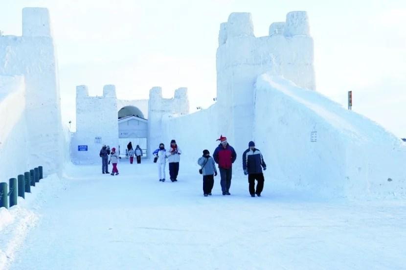 Kemi SnowCastle - Courtesy of Visit Finland