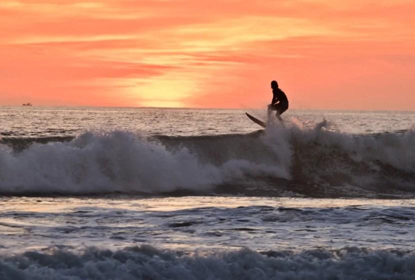 A surf retreat in Costa Rica can lead anyone to La Pura Vida! Photo courtesy of Shutterstock.