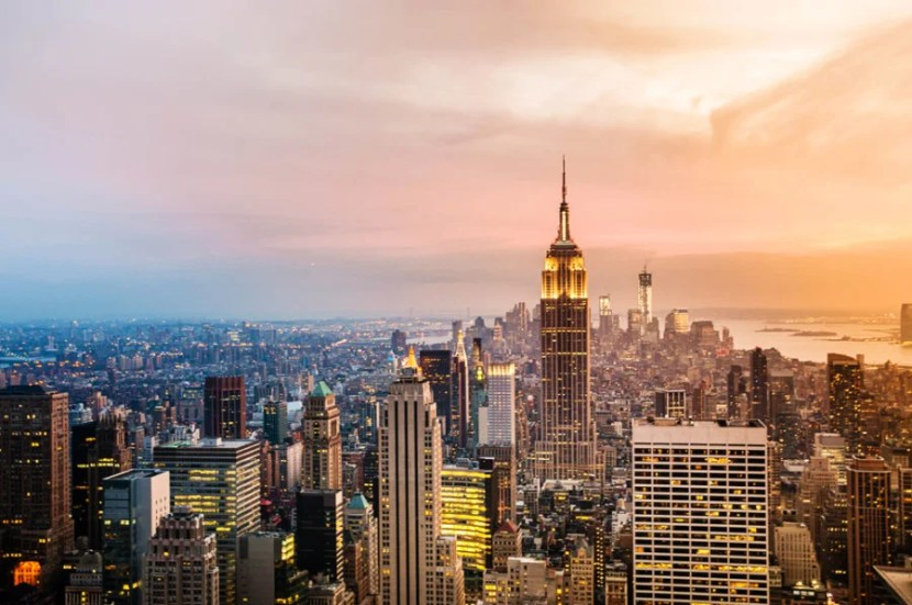Win a trip to New York City. Photo courtesy of Shutterstock