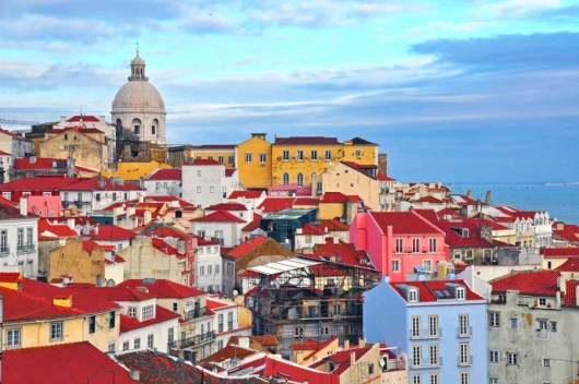 You have a lot of options when it comes to getting to Portugal. Photo courtesy of Shutterstock.