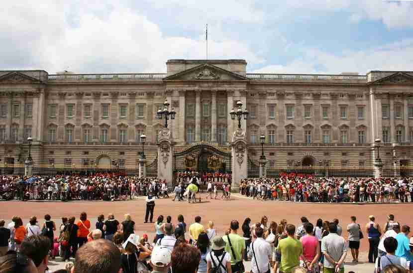 Buckingham Palace Changing of the Guards
