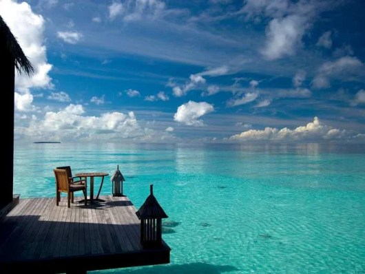 I got enough points for a night at the Conrad Maldives; why weren't all Diamond members given a similar offer?