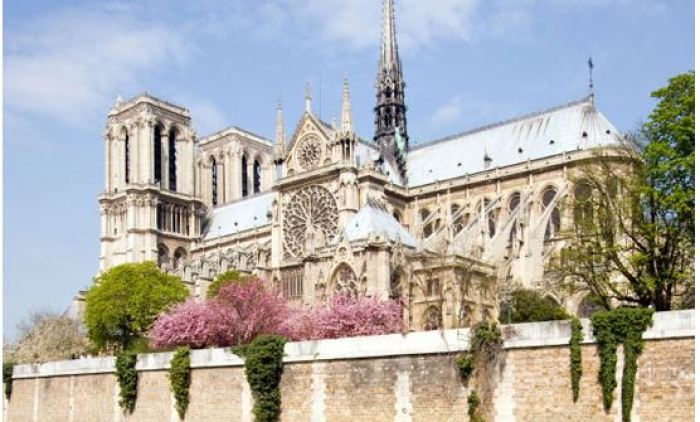 Win a cruise through France