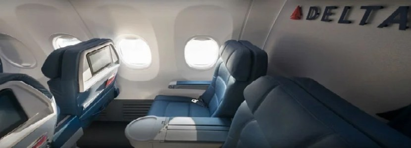 Delta puts purchasers of Y-class fares at the front of the line for upgrades regardless of Medallion status.