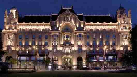Although I love a nice luxury stay at a Four Seasons hotel (like the Gresham in Budapest) I can