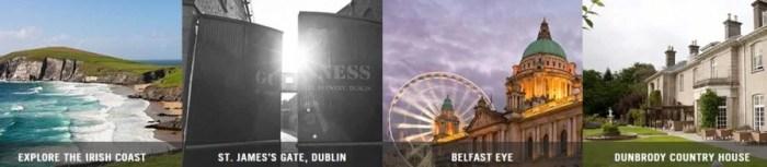 Win a trip to Ireland
