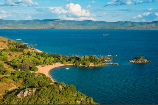 Stay at Kaya Mawa luxury resort on Likoma Island. Photo credit: Kaya Mawa.