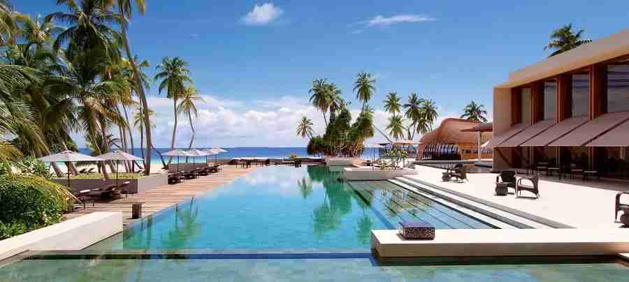 The Park Hyatt Maldives is a great hotel for which to use your Gold Passport points.