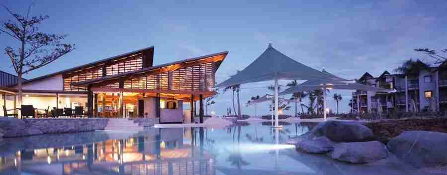 If your honeymoon plans include Fiji, the Radisson Blu on Denarau Island is a great property at which to enjoy Gold benefits.