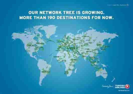 The airline has a rapidly expanding route network both in Europe and North America.