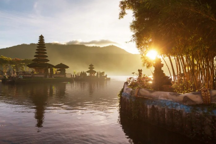 Win a trip to Bali from COOLS. Photo courtesy of Shutterstock.