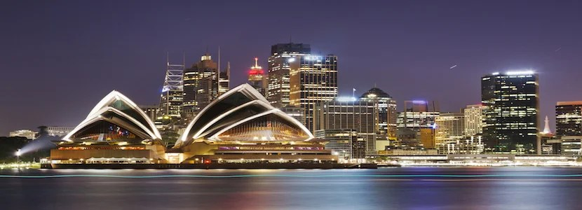 Sydney is a fantastic place to visit, but don't use Qantas Points to get there. Courtesy Shutterstock.