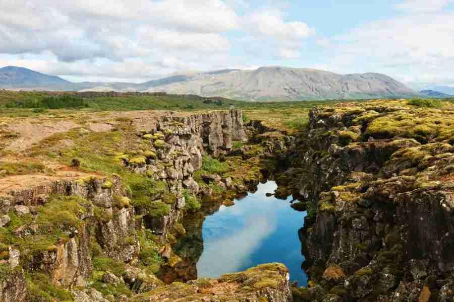 Thingvellir National Park (photo courtesy of Jose Arcos Aguilar via Shutterstock)