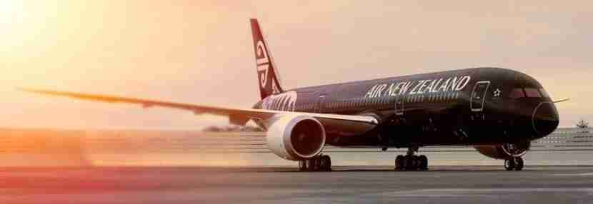 Connect to several airports in Australia via Air New Zealand