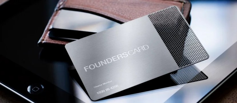 FoundersCard featured