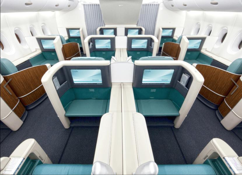 Korean Air A380 First Class Suites