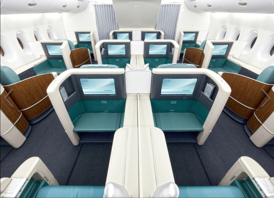 Korean Air A380 First Class Suites