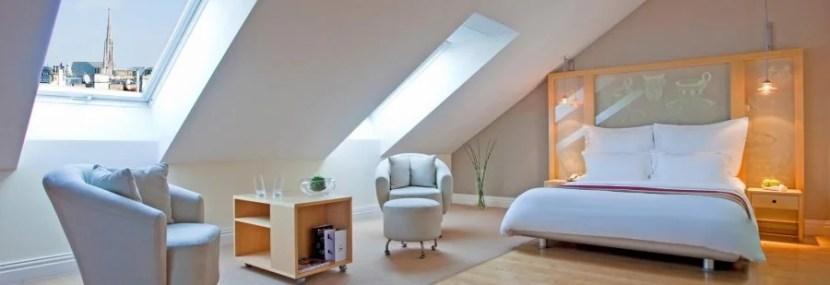 Le Meridien Vienna room featured