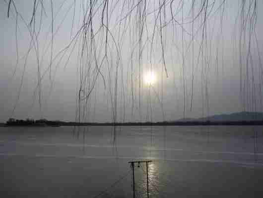 Even in winter, the Summer Palace is spectacular.
