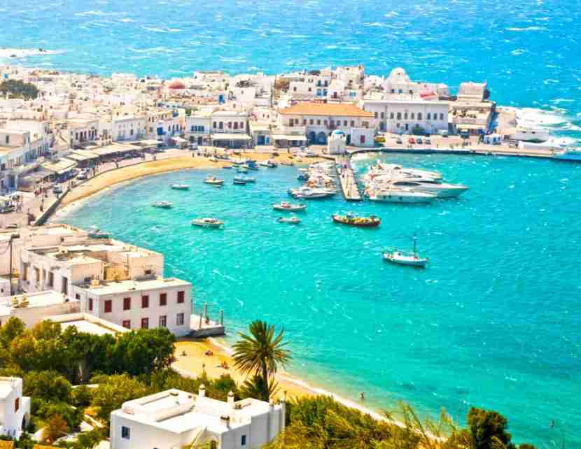 Mykonos will be one of the stops on OCCS