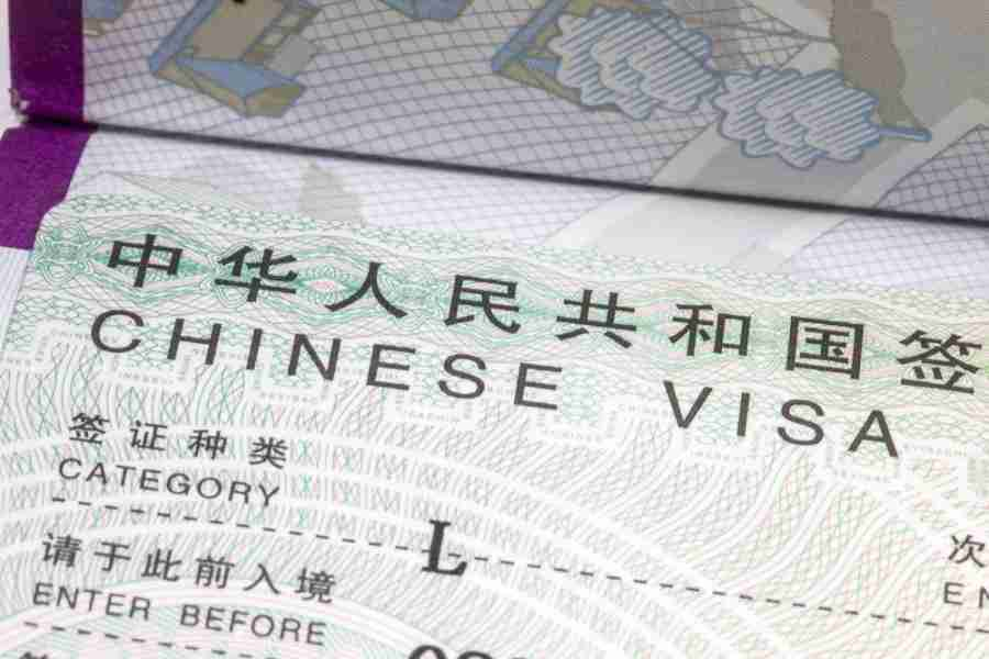 Enlist the help of Allied Passport to obtain your Chinese visa. Photo courtesy of Shutterstock.
