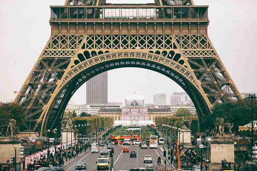 Avoiding travel scams in Paris