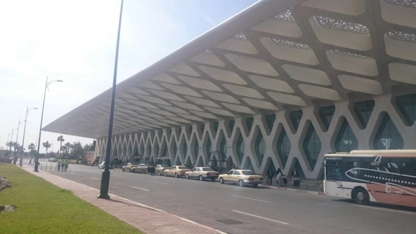 The MarrakechMenara Airport