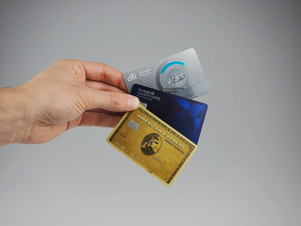 Showdown: ThankYou Premier vs Sapphire Preferred vs Premier Rewards Gold