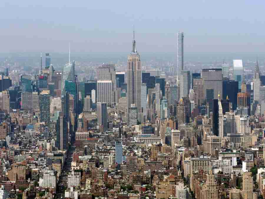 Views to the north will likely be the highlight, including Union Square, the Empire State Building and Midtown Manhattan.