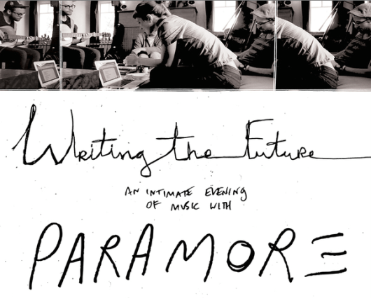 If you're a Paramore fan, be sure to check-out Hilton's auction site!