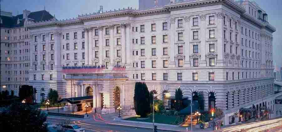 Set high atop Nob Hill, the 1907 Fairmont San Francisco is a real grande dame.