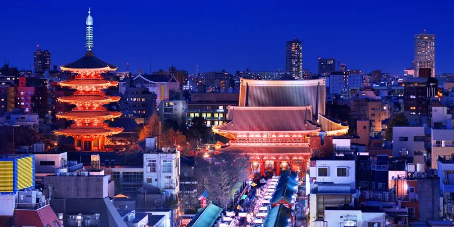 Deal Alert: US to Tokyo on United from $435 Round-Trip