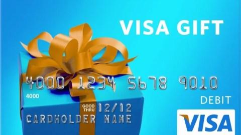 news - Visa Debit Gift Card